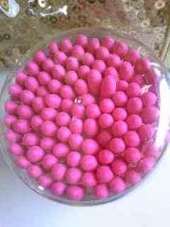 ピンクの綿棒